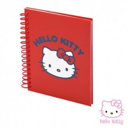 LIBRETA BINTEX , HELLO KITTY REF.: 16-0927