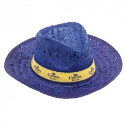 Sombreros Personalizados de Paja a Color Splash REF.: 16-1011
