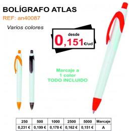 BOLÍGRAFO ATLAS