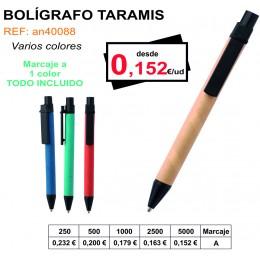BOLÍGRAFO TARAMIS