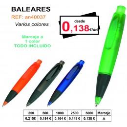 BOLÍGRAFO BALEARES