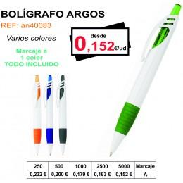 BOLÍGRAFO ARGOS