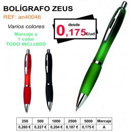 BOLÍGRAFO ZEUS