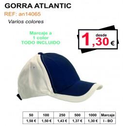 GORRA ATLANTIC
