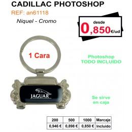 LLAVERO CADILLAC PHOTOSHOP