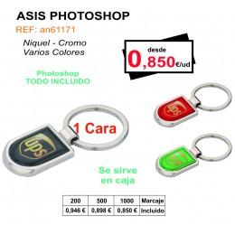 LLAVERO ASIS PHOTOSHOP
