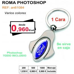 LLAVERO ROMA PHOTOSHOP