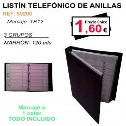 LISTÍN TELEFÓNICO DE ANILLAS