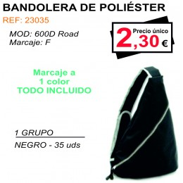 BANDOLERA DE POLÉSTER