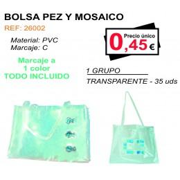 BOLSA PEZ Y MOSAICO