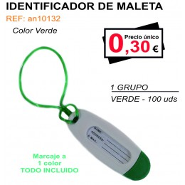 IDENTIFICADOR DE MALETA