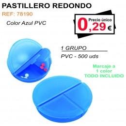 PASTILLERO REDONDO
