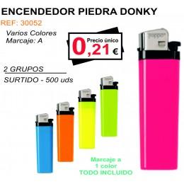 ENCENDEDOR DE PIEDRA DONKY