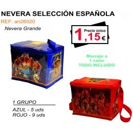 NEVERA SELECCION ESPAÑOLA