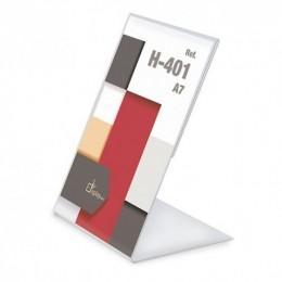 PORTAGRÁFICA PVC VERTICAL A7 Ref.: 11-0875
