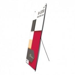 X BANNER 60x160 CM Ref.: 11-0898