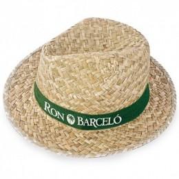 Sombreros Personalizados de Paja Capo Verdoso Ref.: 11-0910