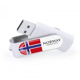 MEMORIA USB LAVAL 8GB REF.: 16-1233