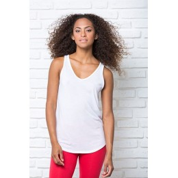 CAMISETA SUBLI V-NECK TOP JHK REF.: 01-0104