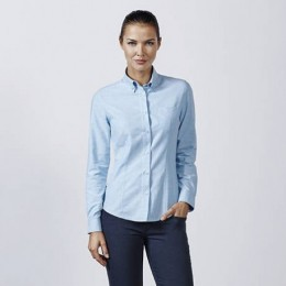 CAMISA OXFORD WOMAN ROLY REF.: 04-0140