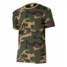 Camisetas Personalizadas Camuflaje