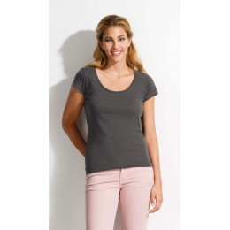CAMISETA MUST WOMEN SOL´S REF.: 03-0079