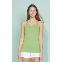 Camisetas Personalizadas de Tirantes para Mujer Justin Women Sol´s REF.: 03-0233