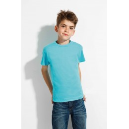 CAMISETA REGENT FIT KIDS SOL´S REF.: 03-0186