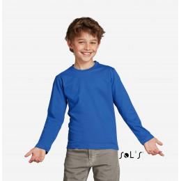 CAMISETA VINTAGE KIDS SOL´S REF.: 03-0155