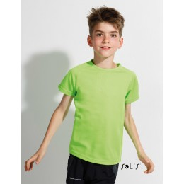 CAMISETA SPORTY KIDS SOL´S REF.: 03-0119
