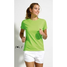 CAMISETA TECNICA SPORTY WOMEN SOL´S