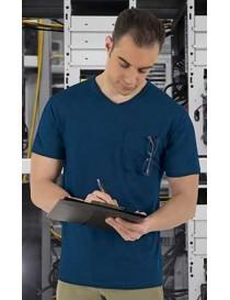 Camisetas Personalizadas Top Moon Bolsillo Cuello Pico Ref.: 02-0025