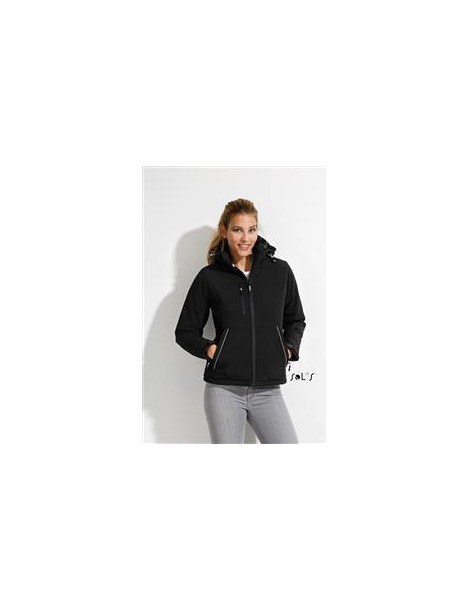 CHAUQETA SOFTSHELL ROCK WOMEN SOL´S