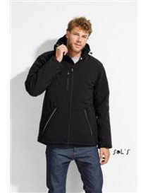 CHAQUETA SOFTSHELL ROCK MEN SOL´S