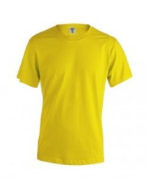 "Camiseta Adulto Color ""KEYA"" 130 GR."