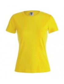 "Camiseta Mujer Color ""KEYA"" 180 GR."