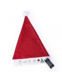 Gorro Papa Noel Niño Rupler