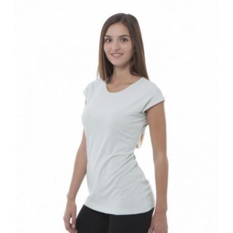Camisetas Personalizadas Manga Corta para Mujer Fashion Córcega Ref.: 01-0065