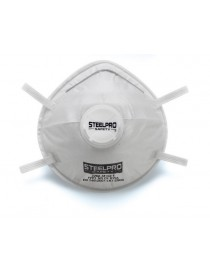 Mascarilla desechable FFP1 con válvula de exhalación