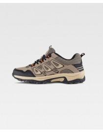 Zapato tipo trecking con cordones