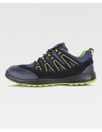 Zapato de seguridad tipo treking