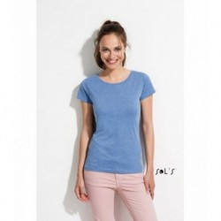 CAMISETA MUJER MIXED WOMAN SOL´S Ref.: 03-0030