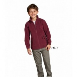 CHAQUETA POLAR NORTH KIDS SOL´S REF.: 03-0083