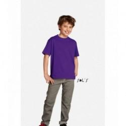 CAMISETA REGENT KIDS SOL´S REF.: 03-0111