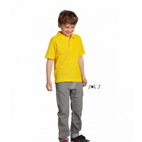 POLO SUMMER II KIDS SOL´S REF.: 03-0127