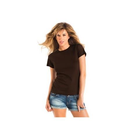 Camisetas Personalizadas Manga Corta para Mujer Jamaica Roly Ref.: 04-0018