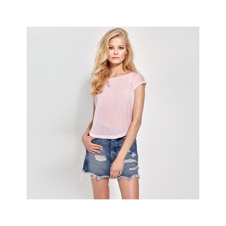 CAMISETA MUJER ALONZA ROLY