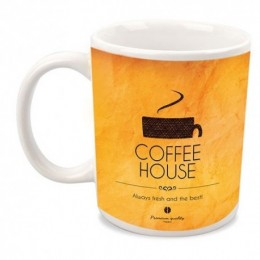 MUG COFFEE SUBLIMACION BLANCA Ref.: 11-0025