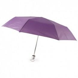 Paraguas plegable Cromo barato personalizado Ref.: 11-0127