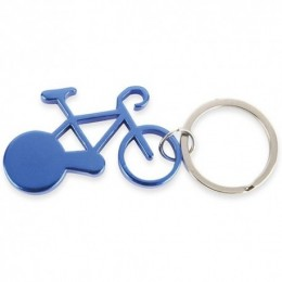 Llaveros Personalizados Aluminio Bike